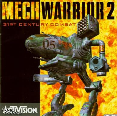 936full-mechwarrior-2--31st-century-combat-cover