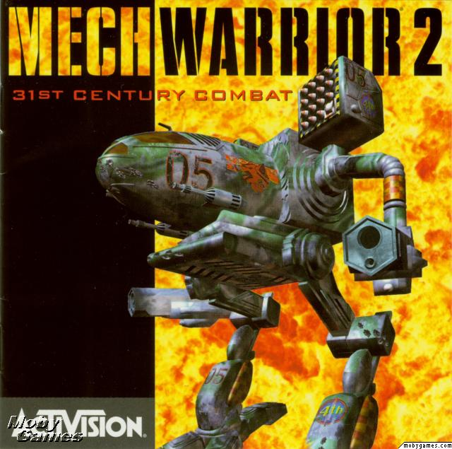 936full-mechwarrior-2--31st-century-combat-cover