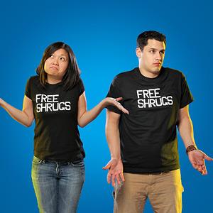 Free-Shrugs
