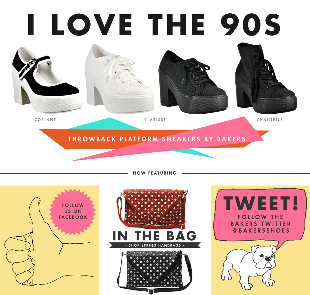 ShoesFirst 90s Shoes: Shop the trend at Schuh advise