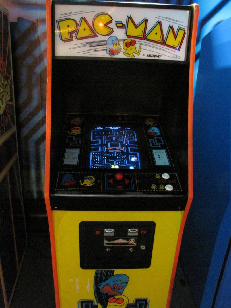 Pac-Man...