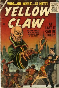 Yellow-Claw-Asian-Comic